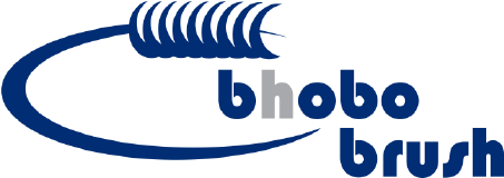 Logo bhobo brush