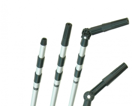 Distributor of aluminium telescopic poles