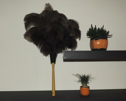 Ostrich feather duster manufacturer