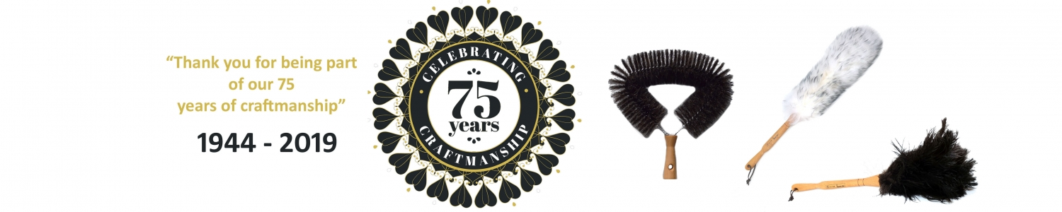 Brush and duster manufacturer since 1944